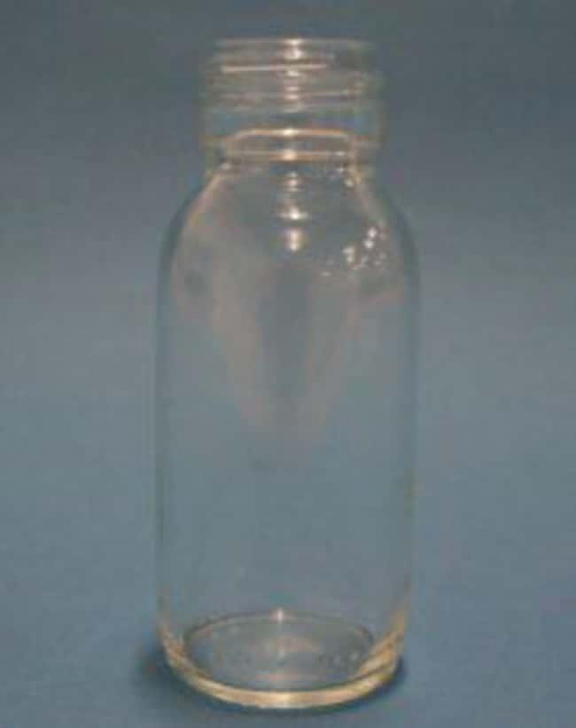Neville and More™Flacon en verre Alpha: Bottles Bouteilles, bocaux et carafes