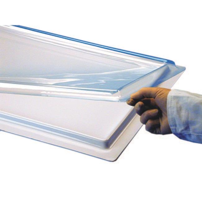 Fisherbrand™APET-Auskleidungen für Sicherheitstabletts Für Tablettgröße: Lx B: 34 x 54cm (13.38 x 21.25Zoll) Produkte