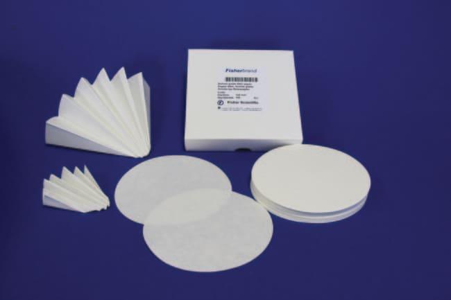 Fisherbrand™Grade 117 Special Filter Paper 90mm Fisherbrand™Grade 117 Special Filter Paper