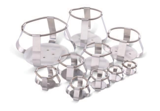 Fisherbrand™Zubehör für Fisherbrand™ Schüttler für mehrere Plattformen Klammer für 2000ml-Edelstahlkolben Produkte
