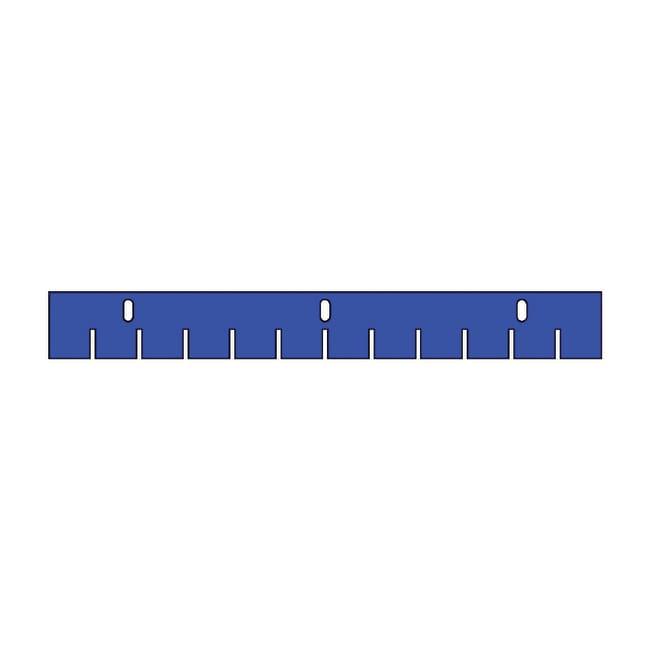Fisherbrand™ Kämme für horizontale Gel-Einheiten Midi-Plus im Breitformat, 2mm dick Stärke: 2mm; Anzahl der Wells:12 Produkte