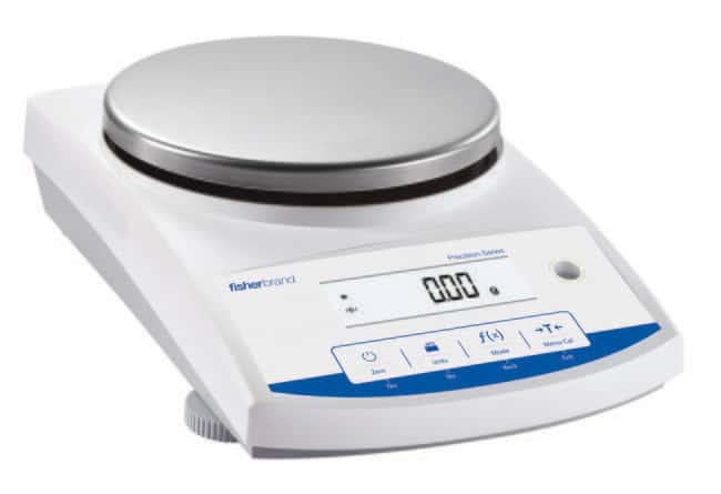 Fisherbrand™ Precision Balances Capacity: 4200 g, Calibration: External, Model: FPRS4201/E Fisherbrand™ Precision Balances