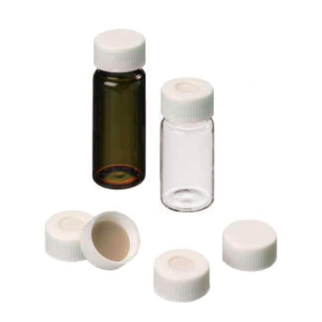 Fisherbrand™Septum für 24-400 Gewindekappe: Kappen und Verschlüsse für Autosampler-Fläschchen Autosampler-Fläschchen, Kappen und Verschlüsse