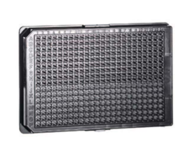 Greiner Bio-One™ μClear™ 384-Well, Cell Culture-Treated, Flat-Bottom Microplate Couleur : Noires ; 120/boîte voir les résultats
