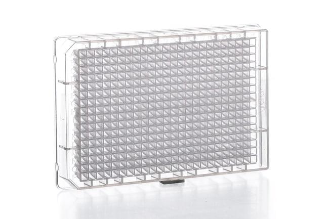 Greiner Bio-One™Microplaques en PP à 384puits Deep Well Small Volumetrade; Couleur: naturel Microplaques avec revêtement