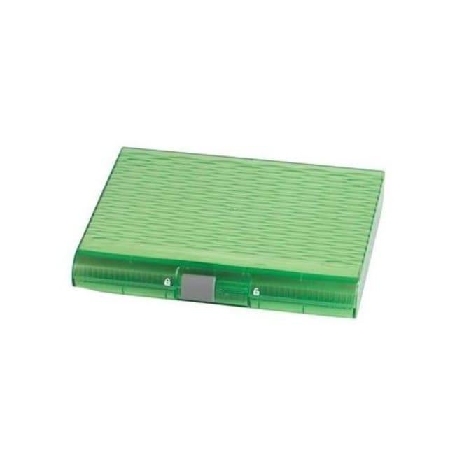 Heathrow Scientific™Premium Plus Objektträgerboxen Grün Heathrow Scientific™Premium Plus Objektträgerboxen