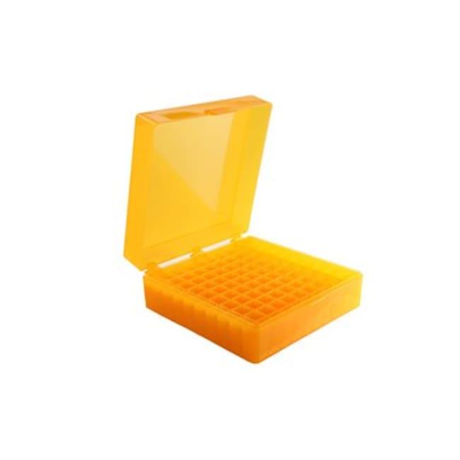 Fisherbrand™100-Well Microtube Storage Boxes  Microtube Racks