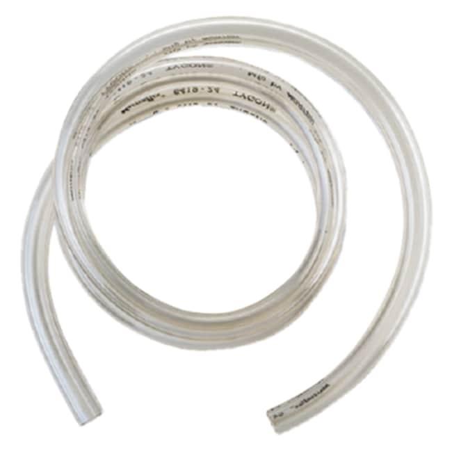 Heidolph™Tygon™ 2001 (food) tubing Inner Diameter: 0.8mm; Outer Diameter: 4.0mm; Wall Thickness: 1.6mm Heidolph™Tygon™ 2001 (food) tubing