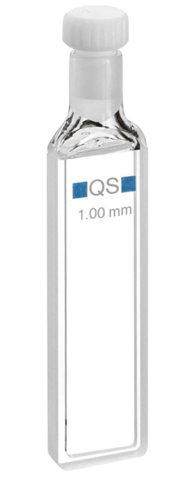 HellmaMakroküvetten, 110-QS (Paar) Weglänge: 1mm; Kapazität: 350μl HellmaMakroküvetten, 110-QS (Paar)