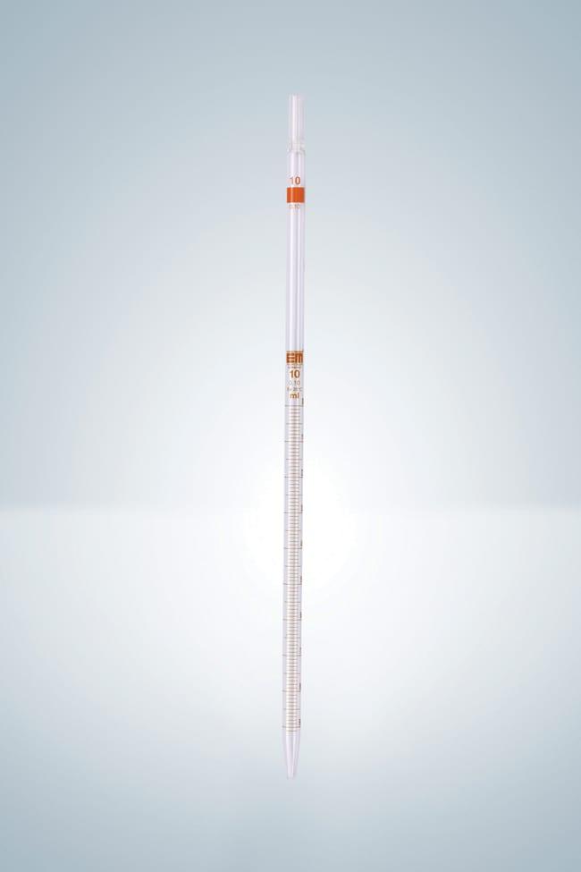 Hirschmann™Klasse B Messpipette, Serologie Volumen (metrisch): 2ml Hirschmann™Klasse B Messpipette, Serologie