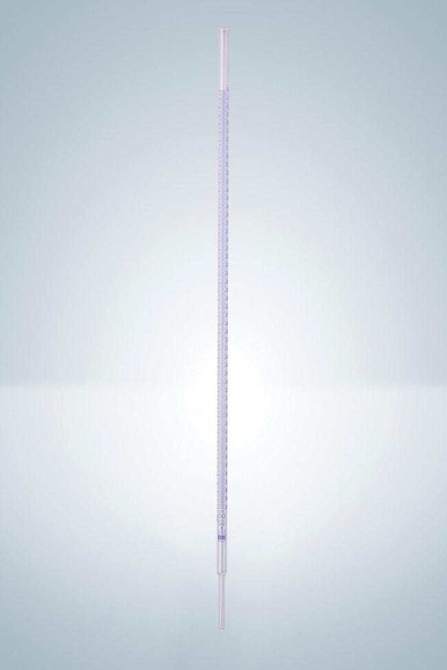 Hirschmann™DURAN™ Bürettenöhrchen mit blauen Graduierungen Fassungsvermögen (metrisch) 10ml Produkte