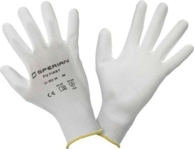 Honeywell™PERFECT POLY™ PU First White Gloves Size: 8 Products