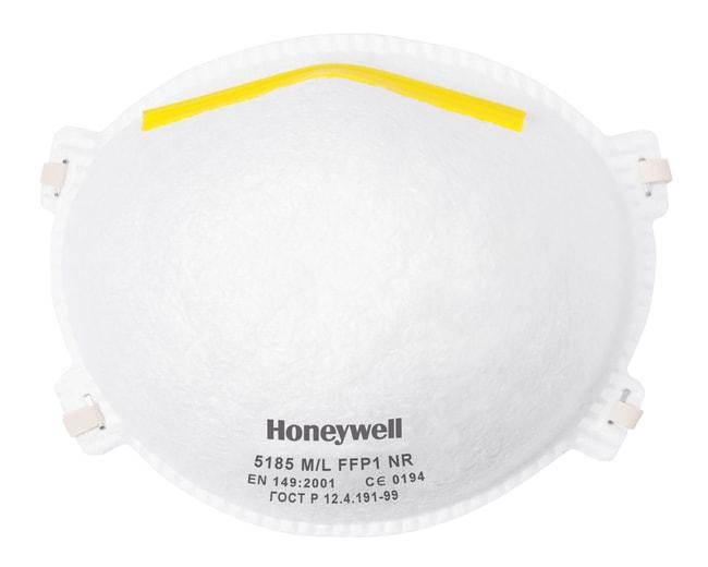 Honeywell™Single-Use Molded Facemask, FFP1 NRD Size: Medium Air Purifying Respirators Disposable