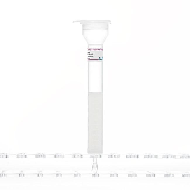 IBA LifesciencesStrep-Tactin™XT 4Flow™ Column Quantité : 10ml IBA LifesciencesStrep-Tactin™XT 4Flow™ Column