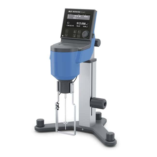 IKA Rotavisc hi-vi  I Complete IKA Rotation Viscosimeter; Weight: 7.1 kg; Color: Blue Rotational Viscometers