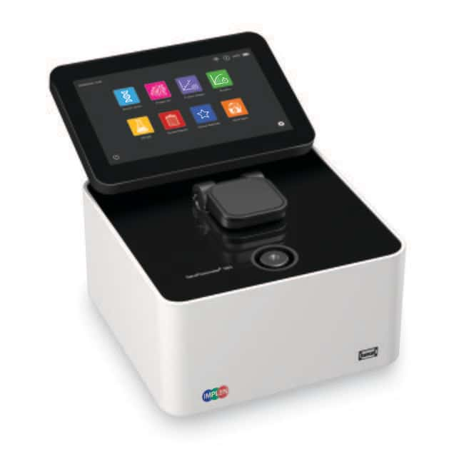 Implen™ NanoPhotometer™ N60 Mikrovolumen UV-VIS Spektralphotometer Item Description: N60-Touch Produkte