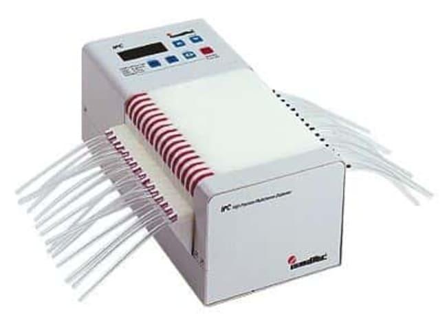 IsmatecPompe péristaltique numérique à vitesse standard IPC avec cartouches Click-'N-Go 16canaux, 115VCA IsmatecPompe péristaltique numérique à vitesse standard IPC avec cartouches Click-'N-Go