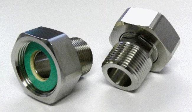 Julabo™2-Adapters for Recirculating Cooler: Baths Incubators, Hot Plates, Baths and Heating