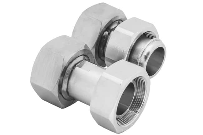 Julabo™2-Adapters for Presto™ Temperature Control System Connection Type: M38 x 1.5 Female to NPT1 1/4 in. Female Julabo™2-Adapters for Presto™ Temperature Control System