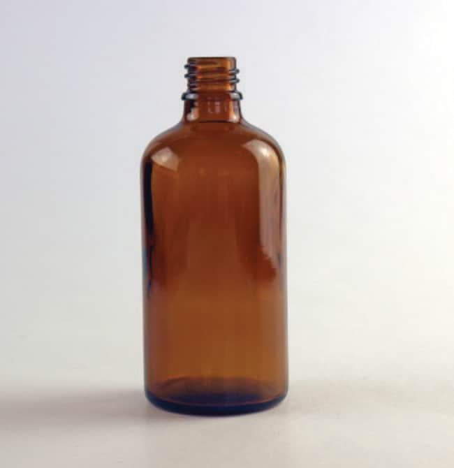 Karl Hecht™Amber Glass Dropping Bottles Capacity: 5mL Karl Hecht™Amber Glass Dropping Bottles