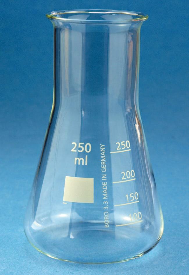 Karl Hecht™Weithals-Erlenmeyerkolben aus Borosilikatglas Kapazität: 1000ml Karl Hecht™Weithals-Erlenmeyerkolben aus Borosilikatglas