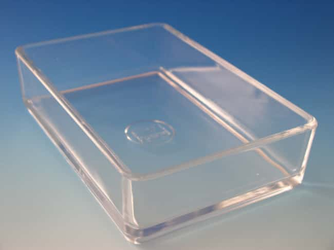 Karl Hecht™Assistent™ Glass Instrument Trays Dimensions (L x W x H): 350 x 220 x 70mm; Product Type: No cover Products