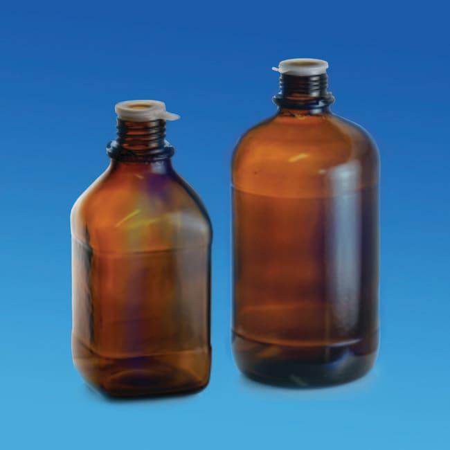 Kartell™Amber Bottle, 250ml CapacityMetric: 250ml Kartell™Amber Bottle, 250ml