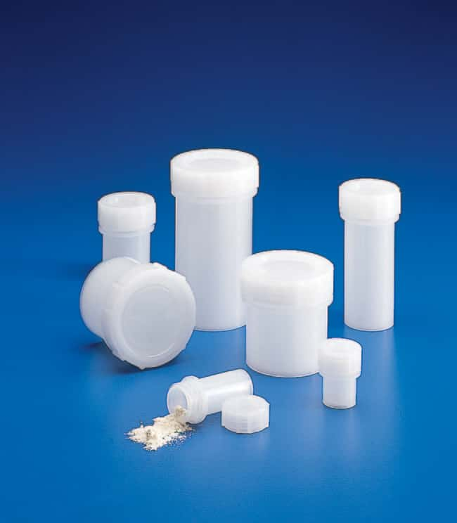 Kartell™ HDPE Containers with Screw Caps Capacity, Metric: 180mL Products