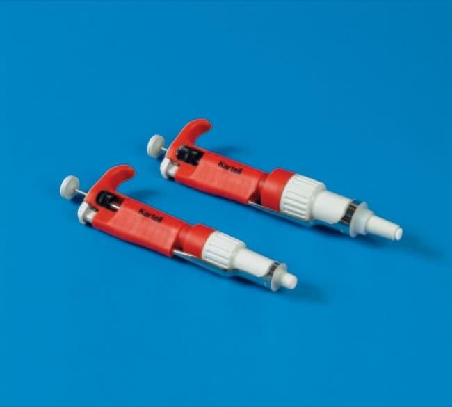 Kartell™Mikropipette Pluripet PL10000,1000-10000μl μL) DimVolumeMetricRange: 100–1000μl Produkte
