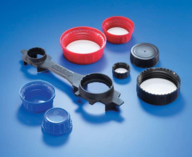 Kautex™Schraubverschlüsse: Stopfen, Kappen und Verschlüsse Flaschen, Gefäße und Kannen