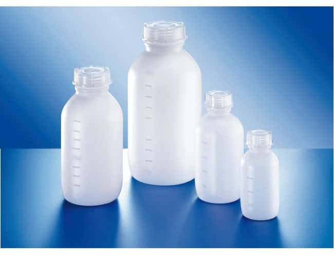 Kautex™ High Density Polyethylene Medium Mouth Bottles Capacity: 250mL Kautex™ High Density Polyethylene Medium Mouth Bottles