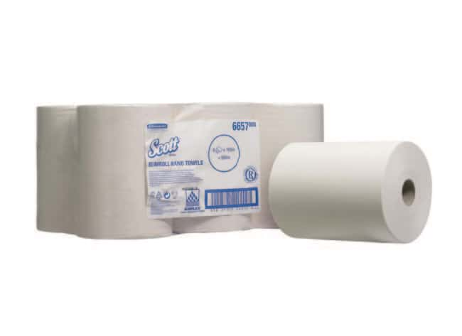 Kimberly-Clark™ SCOTT™ SLIMROLL Hand Towels Color: White products