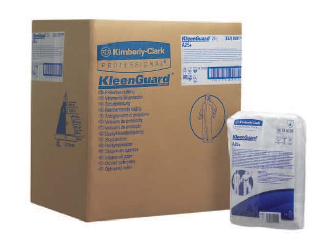 Kimberly-Clark™ ProfessionalA25+ Kleenguard™ SMS-Overall Größe: 2 Extragroß Kimberly-Clark™ ProfessionalA25+ Kleenguard™ SMS-Overall