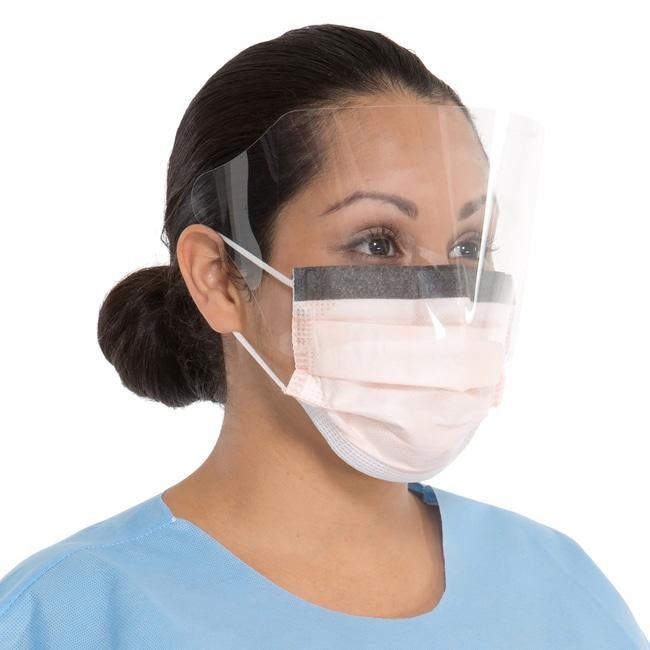 Kimberly-Clark™Fluidshield™ beschlagfreie Maske für Arbeitsabläufe mit Rundum-Spritzschutz™ Visier 4 x 25 masks Kimberly-Clark™Fluidshield™ beschlagfreie Maske für Arbeitsabläufe mit Rundum-Spritzschutz™ Visier