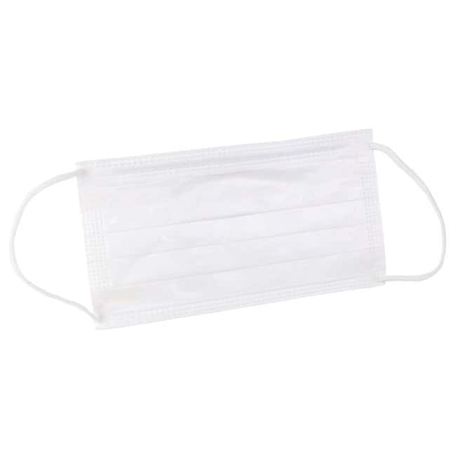Kimberly-Clark™ Kimtech™ M3 Certified Sterile Pleat-Style Face Mask with Ties: Controlled Environments Apparel Controlled Environments