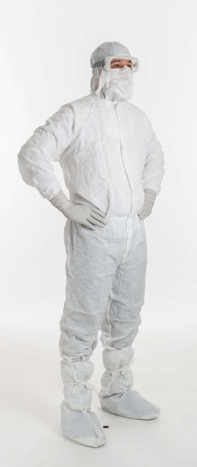 Kimberly-Clark™ Kimtech™ A5 Sterile Cleanroom Coveralls: Controlled Environments Apparel Controlled Environments