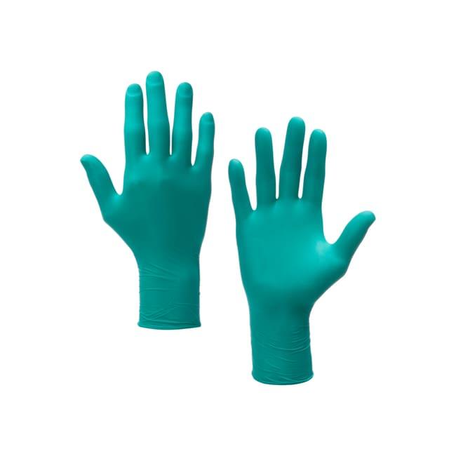 Kimberly-Clark™Kimtech™ Green Nitrile Ambidextrous Gloves Color: green; Size: XL Kimberly-Clark™Kimtech™ Green Nitrile Ambidextrous Gloves