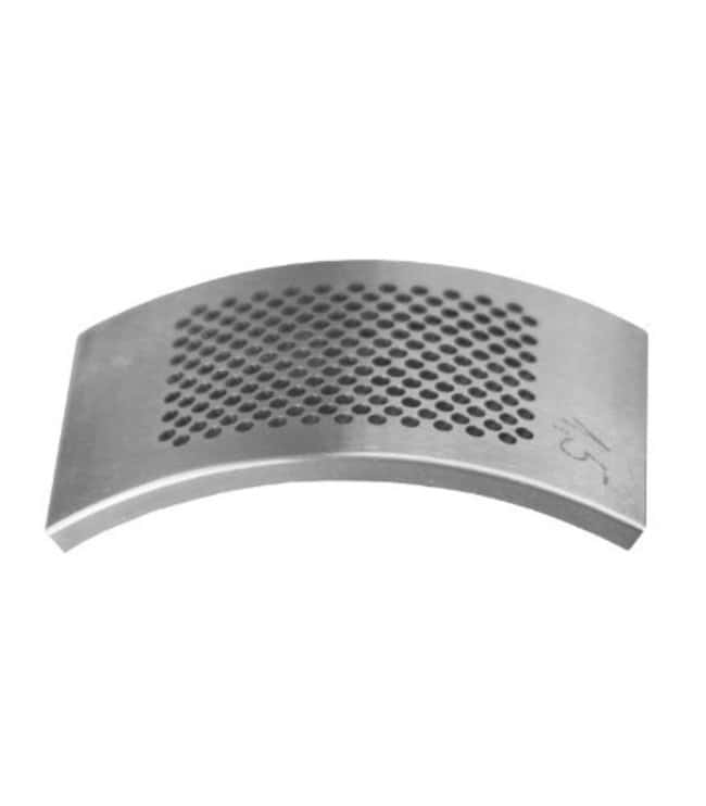 Kinematica™Stainless Steel Sieve for Polymix™ MFC 90 D Mill Sieve Number: 1.5mm Kinematica™Stainless Steel Sieve for Polymix™ MFC 90 D Mill