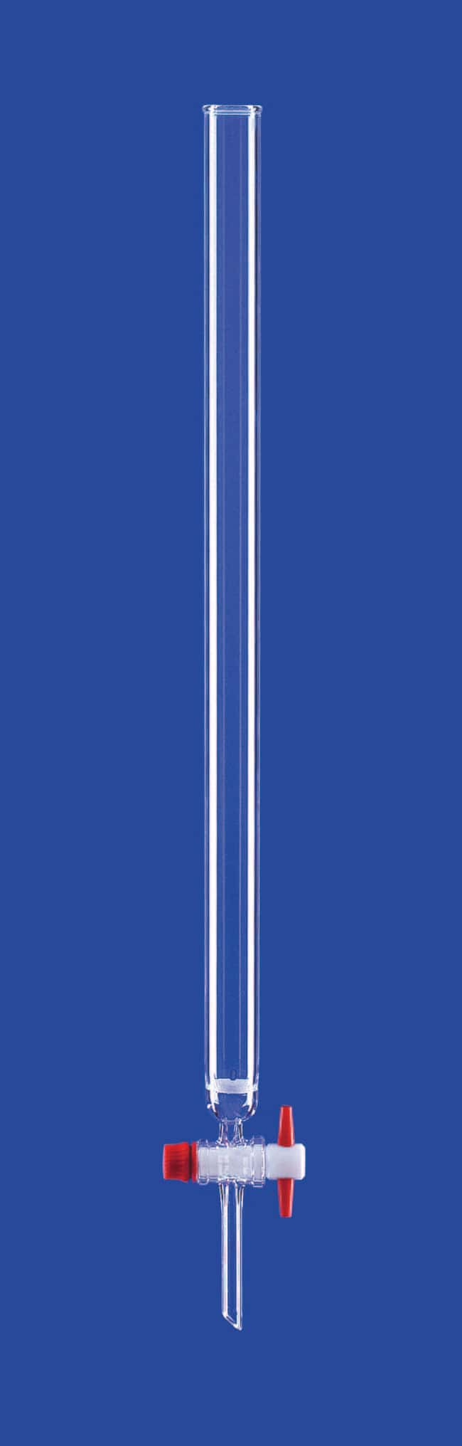 Lenz Laborglasinstrumente™Chromatographic Columns with Frit and Beaded Rim Column Capacity: 15mL Lenz Laborglasinstrumente™Chromatographic Columns with Frit and Beaded Rim
