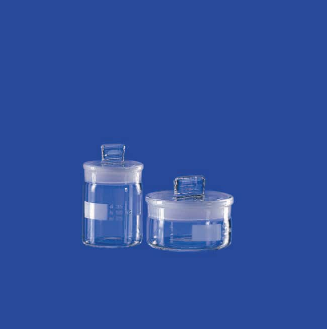 Lenz Laborglasinstrumente™ Weighing Bottles Standard Taper Joint: NS 40/12; Height: 25mm; Capacity: 15mL Products