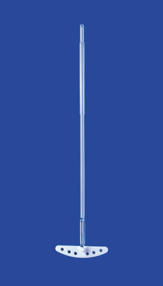 Lenz Laborglasinstrumente™Rührer aus DURAN™ Glas For 2000mL Flask Lenz Laborglasinstrumente™Rührer aus DURAN™ Glas