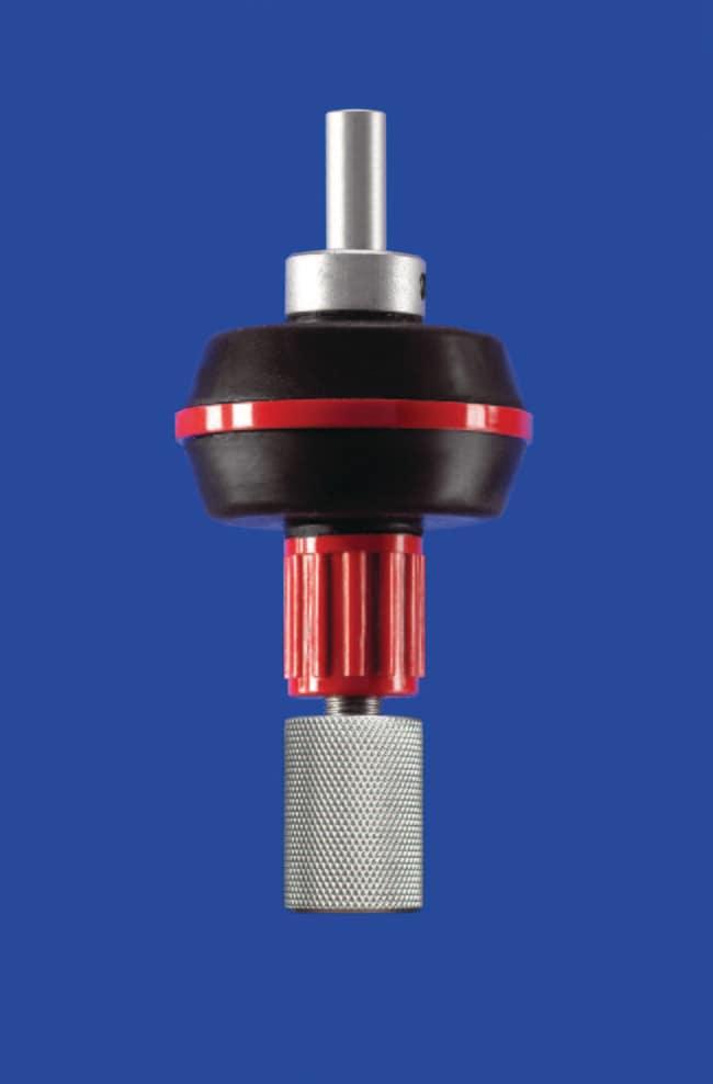 Lenz Laborglasinstrumente™Flexible Kupplung für Rührer mit Zapfen 8 - 10 mm, Klemmfutter Edelstahl Flexible Coupling Hardware für Bioreaktorgefäße