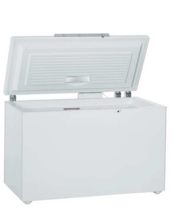 Liebherr™Congelador horizontal de baja temperatura MediLine Capacity: 350L Liebherr™Congelador horizontal de baja temperatura MediLine