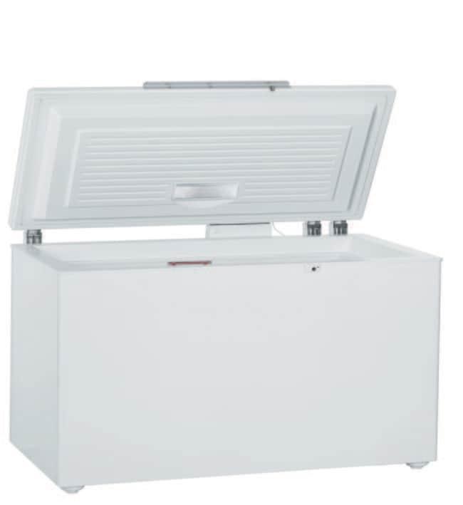 Liebherr™Congelador horizontal de baja temperatura MediLine Capacity: 441L Ver productos