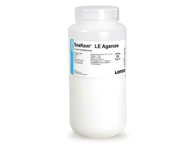 Lonza SeaKem LE Agarose:Electrophoresis, Western Blotting and ELISA:Electrophoresis