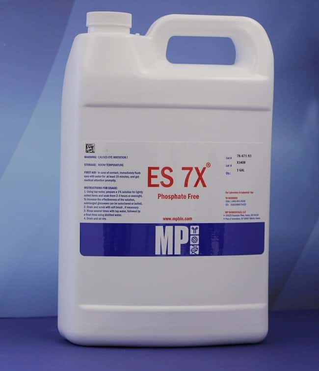 MP Biomedicals™ ES 7X™-PF Cleaning Solution Capacity: 10L products