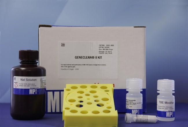 MP BiomedicalsGeneClean II Kit 300 preps:Molecular Biology Reagents and