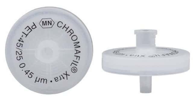 Macherey-Nagel™Filtros de jeringa de poliéster PET Chromafil™ Xtra