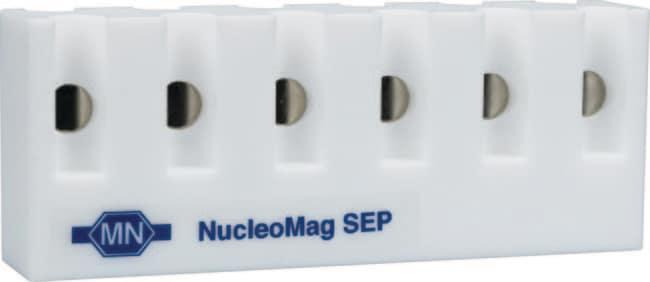 Macherey-Nagel™NucleoMag SEP Magnetabscheider SEP Mini, Zur Verwendung mit 12 x 1.5ml/2.0ml-Röhrchen Macherey-Nagel™NucleoMag SEP Magnetabscheider