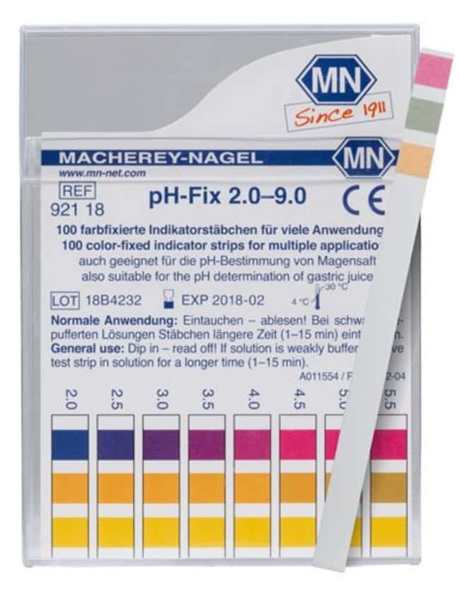 Macherey NagelpH-Fix pH Indicator Strips